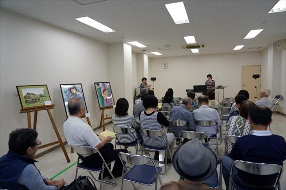 初台町会主催で開催された2019年の「おとなりサンデー」はミニコンサートや芋煮会などたくさんの催しで大盛況。