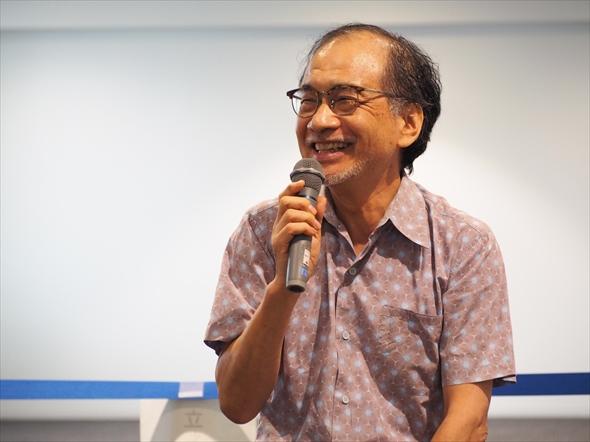 帝京短期大学地域貢献推進室 森下利典さん