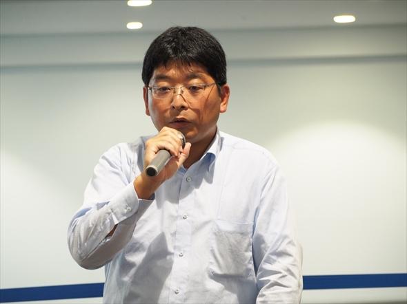 京王電鉄 戦略推進本部 事業創造部 戦略担当 課⻑ 吉田智之さん