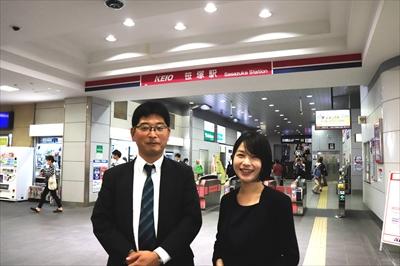 「一緒にまちをつくっていきたい」京王電鉄株式会社が目指すハードに頼らないまちづくり