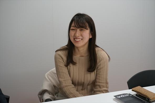 曽田希未さん 都内企業のエリアマネジメント関連セクションに勤務。2019年よりササハタハツエリアの住民に。