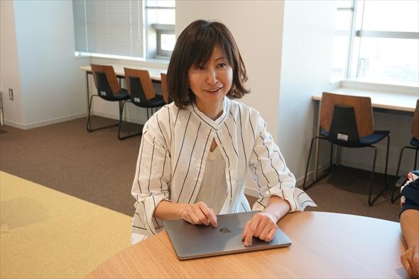 積田綾子さん 小児科専門医。臨床経験を重ねる中、小児期から診療している患者さんに長く携われるよう成人科での診療も希望し、現在は初台リハビリテーション病院に勤務。一般社団法人 日本運動療育協会(スパーク協会)にて理事を務める。